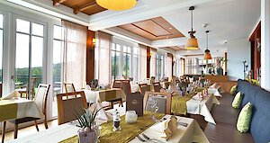 Restaurant im Wellnesshotel am Arber